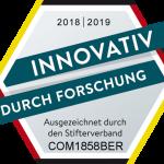 Innovativ durch Forschung 2018/2019