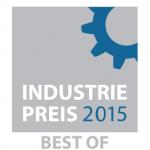 Auszeichnung Industriepreis im Jahr 2015